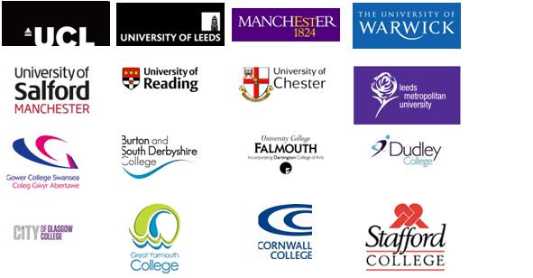 University & educational clients