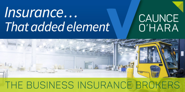 Insurance.. That added element :: Caunce O'Hara The buisness of insurance brokers