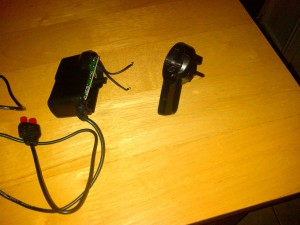Faulty AC Adapters LC Racing Charger